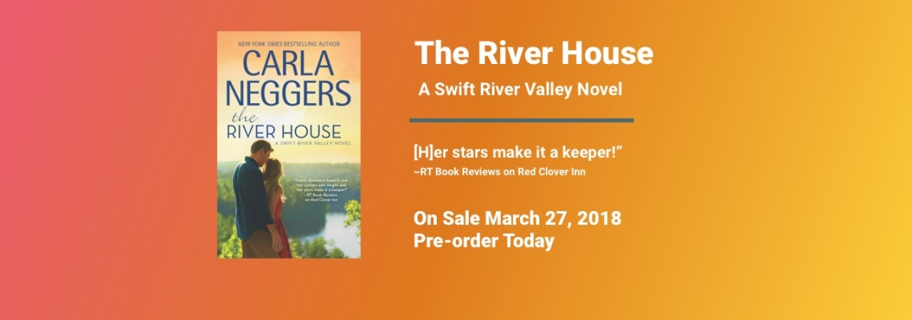 The River House. On Sale March 27 2018