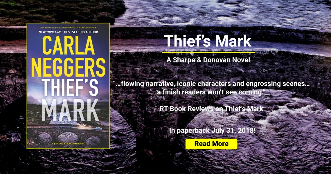 Thief's Mark in Paperback July 31 2018