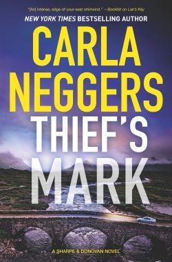 Thief's Mark by Carla Neggers Cover