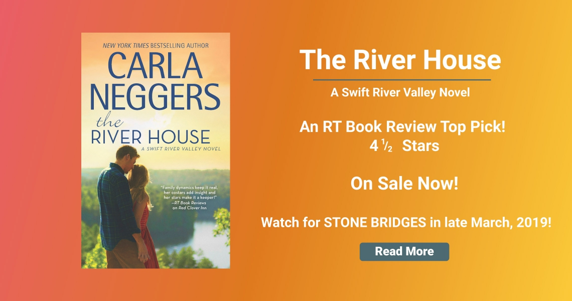 The River House On Sale! Watch for Stone Bridges in Late March 2019