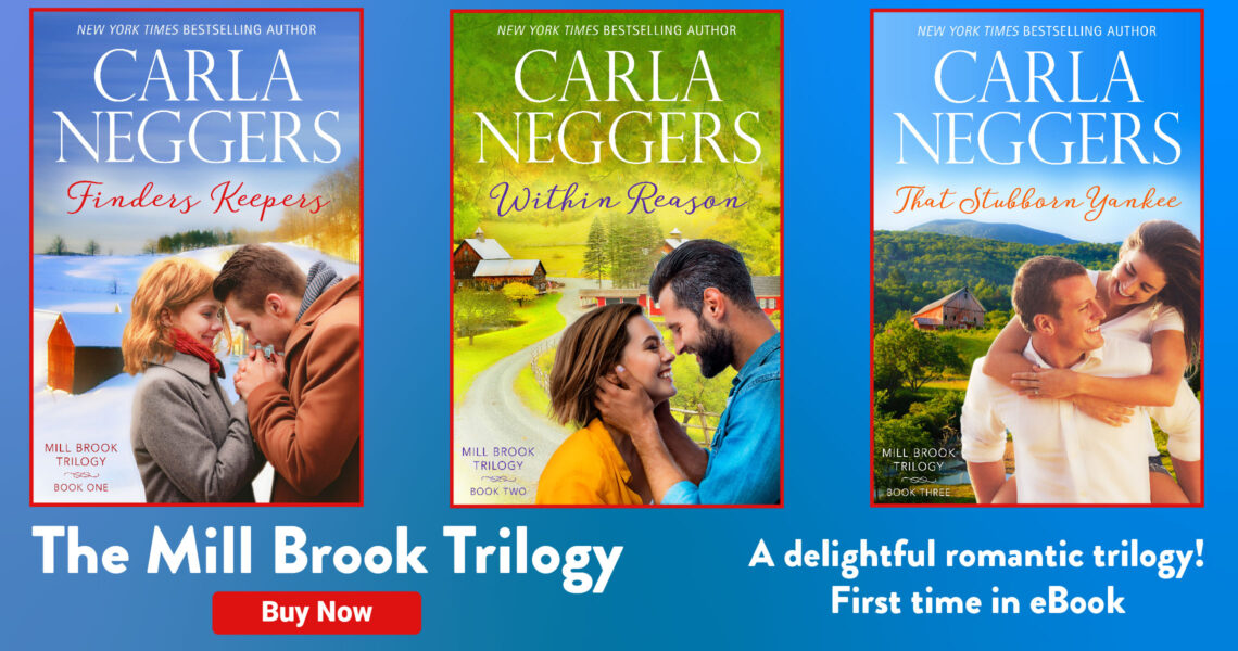 Mill Brook Trilogy On Sale Now